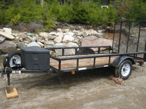 5 by 10 Utility trailer