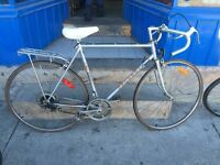 Bicyclette Velo Peugeot Bike Bicycle Road Vintage 10 Vitesses