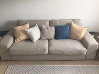 Ikea kivik 3 seater sofa (quick sale!)
