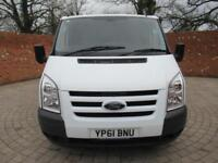 FORD TRANSIT 280 SWB ELECTRIC PACK 3 SEATS