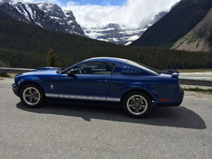 2006 Ford Mustang 4.0 l Pony Package Coupe (2 door)