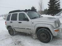 2004 Jeep Liberty Familiale