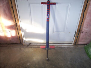 CHILDRENS POGO STICK