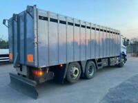 Scania livestock truck p 270