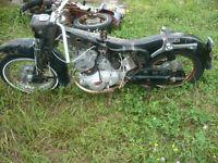 196? Honda 150 Dream  parts bike  $200.00