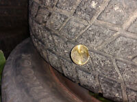Offering One Good Pear Of 175/70/13 Snow Tires