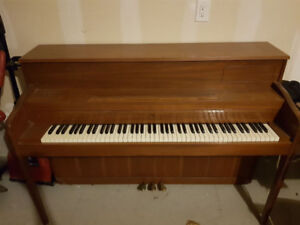 Lesage stand up piano