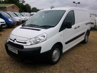 2014 14 CITROEN DISPATCH 1.6 1000 L1H1 ENTERPRISE HDI 1D 89 BHP DIESEL