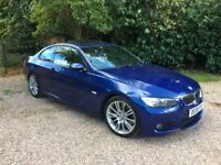 Bmw 335d m sport with sunroof