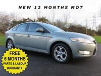 2009 FORD MONDEO 1.8 TDCI 125 BHP 6 SPEED ** ZETEC EDITION ** BLUETOOTH **