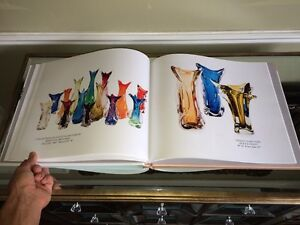 Chalet art glass book 10 copies left postage available