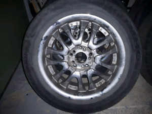 "Ruffino chrome 18"" rims"