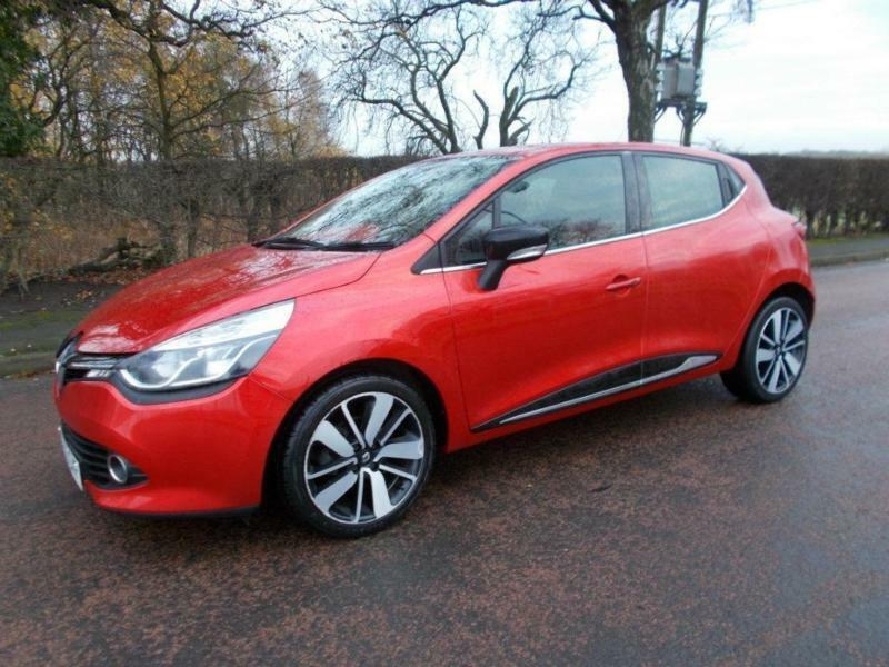 2014 Renault Clio 0 9 TCe Dynamique S MediaNav (s/s) 5dr   in East End,  Glasgow   Gumtree