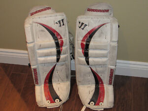 25+1 Warrior Youth Goalie Pads