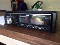 Pioneer DVH-270DAB digital car stereo