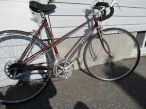 raleigh delta mixie road bike EXCELLENT SHAPE,made in england