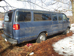 1994 Dodge Flooring Van
