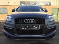 Audi Q7 3.0TDI ( 245ps ) Tiptronic 2015MY quattro S Line Plus