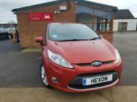 2009 Ford Fiesta 1.25 ( 82ps ) Zetec MANUAL PETROL PX WELCOME