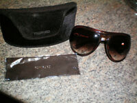 Authentic TOM FORD Sunglasses Worn Twice