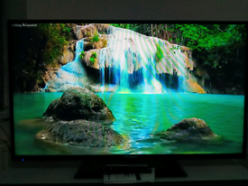 "VERY SLIM 50"" LED FULL HD BLAUPUNKT TV●Not smart●REMOTE & MANUAL"