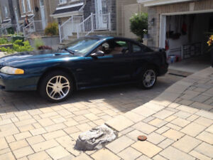 Ford Mustang GT 1997 make a offer