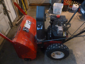 MTD Gold series snow blower 28 inch 10 hp