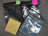 Free fabric sample books  Lots & Lots!!