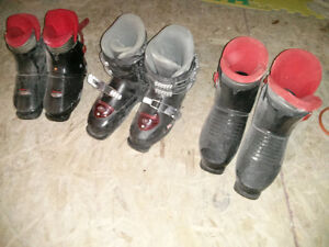 Boots / Bottes Technica 231mm (12.5)  / 253mm (3) / 288mm (7.5)