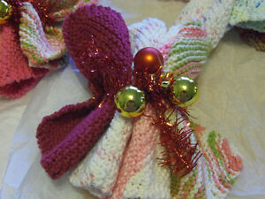 Home made Dishcloths   4 for $10.00