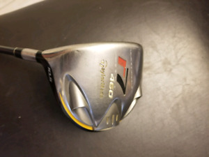 Taylormade R7 10.5 LH Driver