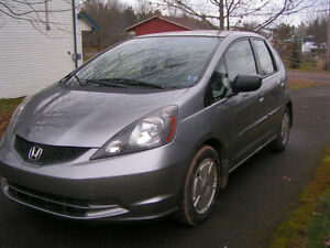 2010 Honda Fit DX-A Hatchback