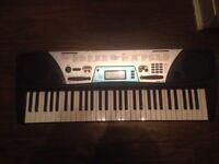 Yamaha PSR 170 electronic keyboard