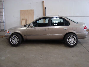 1999 Acura EL Sedan Kitchener / Waterloo Kitchener Area image 5