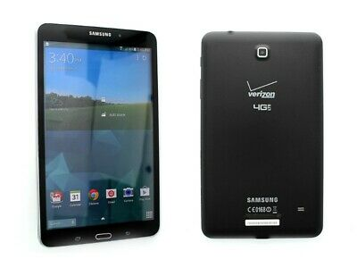 Samsung Galaxy Tab 4 SM-T337V 8 inch (WiFi & Verizon) Tablet - 16GB - Black