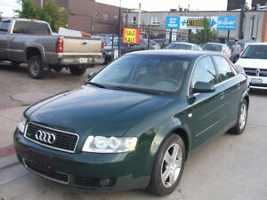 2002 Audi A4 3.0L Quattro - Amazing condition