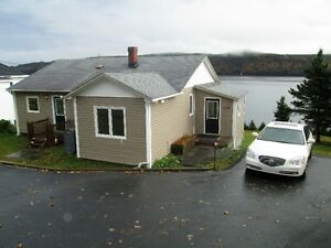 FAMILY HOME FOR RENT NEAR LONG HARBOUR  P.O.U.