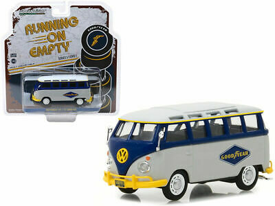 Greenlight - Volkswagen Type 2 (T1) Samba Bus - Running on Empty - Good Year