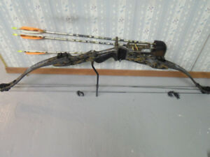 Hoyt Compound Bow-Pro Vantage Hunter-Right Hand-With many extras