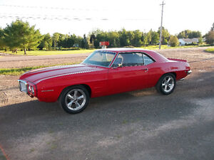 1969 Pontic Firebird with 464 Cubic Inch ( bored Pontiac 455)