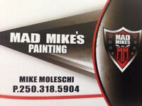 Mad Mike's Painting