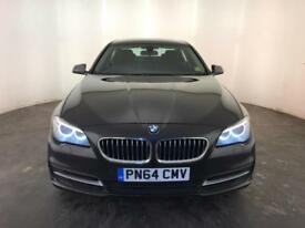 2014 64 BMW 520D SE DIESEL 4 DOOR SALOON 1 OWNER BMW SERVICE HISTORY FINANCE PX