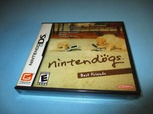 Looking for Nintendogs DS Games