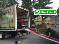 BEST QUOTES IN THE GTA! METROPOLITAN MOVERS- 647 846 3194