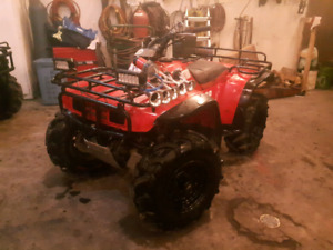1991 Honda Fourtrax 300 4x4