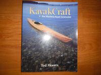 Kayak Craft- Fine Woodstrip Kayak Construction Ted Moores
