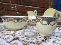 Vintage tea set.