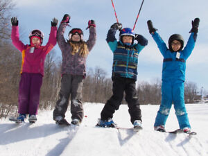 Children's downhill ski packages - GREAT PRICES!!! MANY SIZES