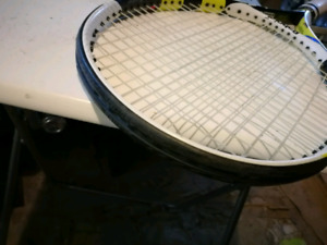 Babolat aero Pro team tennis racket