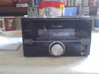 Bluetooth Pioneer Car Stereo